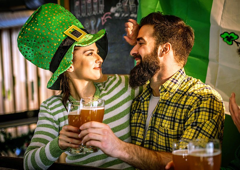 St Patrick'S Day Event in Silver Smith Hotel Chicago