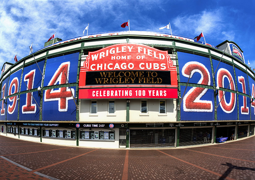 Arenas Stadiums in Chicago
