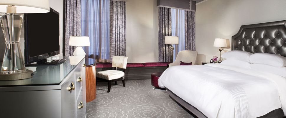 Accommodations at The Silver Smith Hotel Chicago