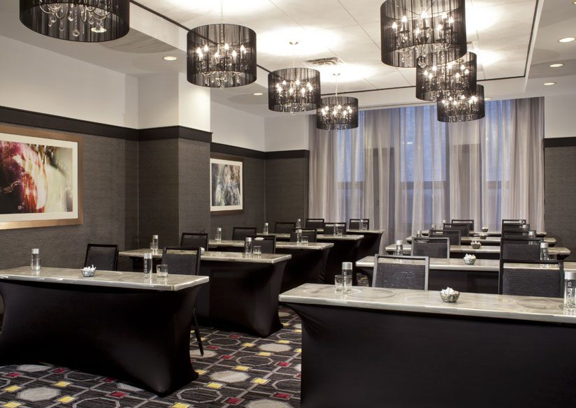 Meetings Floor Plans At The Silver Smith Hotel Chicago