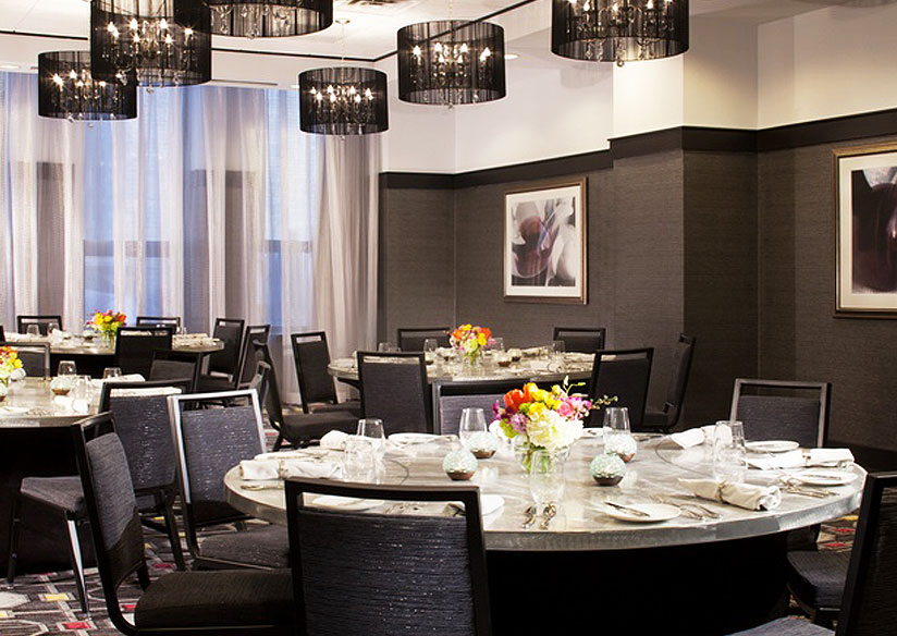 Palladium Rhodium Roomfloor Plan at Silver Smith Hotel Chicago
